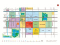 中央豪庭·柿园交通图