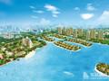 恒大棕榈岛效果图