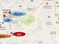 希腊南雅典·西翁复式公寓交通图