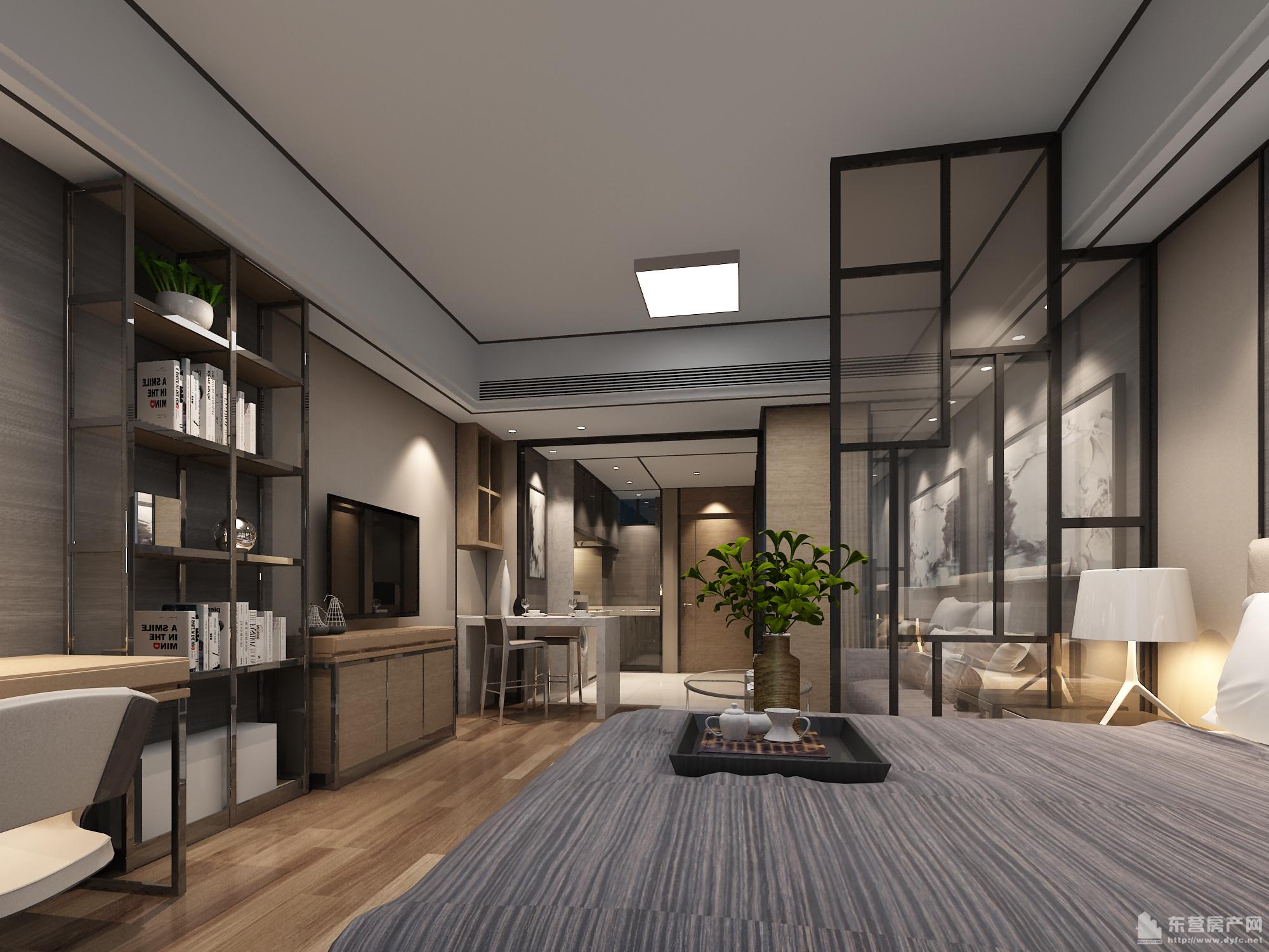 未央soho公寓效果图