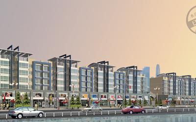 水岸名都4楼144平,精装修2.2万