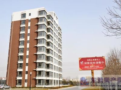 水岸天华4层98平三室两厅带家电家具全现房出租