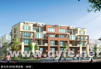 出售胜宏 尚郡3室2厅1卫126平米126万住宅