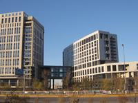 东营新区万通商务中心写字楼对外转让