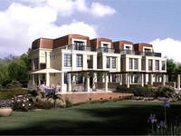大海鑫庄国际,12层,85平,精装修,2室2厅,证满5年,精装修75万。