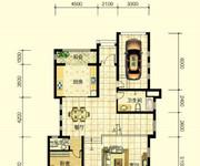 1期北区独栋别墅C户型约392.81㎡一层