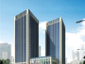 华利国际金融广场效果图