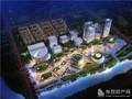 蓝色港湾(商街)沙盘图
