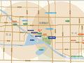 理想之城【御园】交通图
