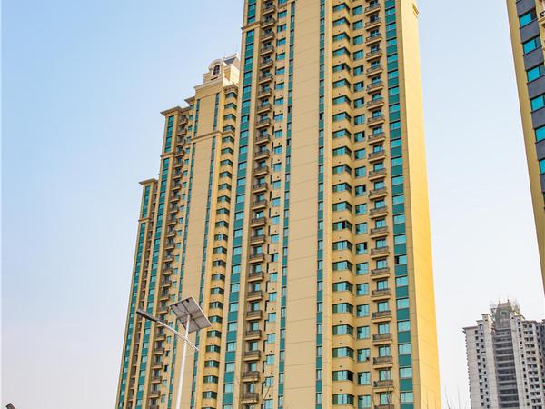 恒大生态城21楼150平3室精装未住105万