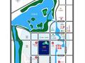 众富·御园交通图