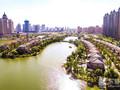 恒大棕榈岛实景图