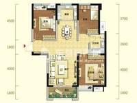 西城黄河路万康花园一楼134平三室102万