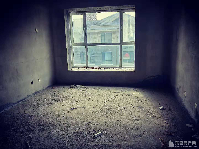 東城盛世瀾庭102平3室2廳1樓帶院子60平帶地下室