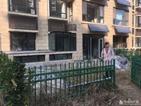 東城盛世瀾庭1樓毛坯3室2廳112平帶院子60平140萬可議價
