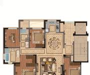 籣逸户型 170㎡ 4室2厅2卫 西户