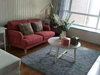 西城万达公寓1室1厅1卫精装修拎包入住