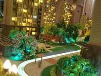 东营新区鑫都香山悦165平4室,有储藏室有车位