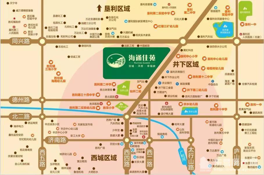 海通佳苑交通图