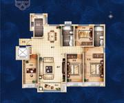 荣御户型 167㎡ 4室2厅2卫