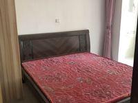 明佳花园13楼2室2厅精装未住带家具空调一年17000元