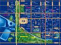 海通蔚蓝郡交通图