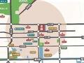 惠安小区交通图