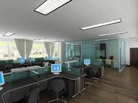 东城金融港,金融大厦整层1280平出售950万