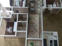 天籁华都4楼127平78万毛坯带地下室