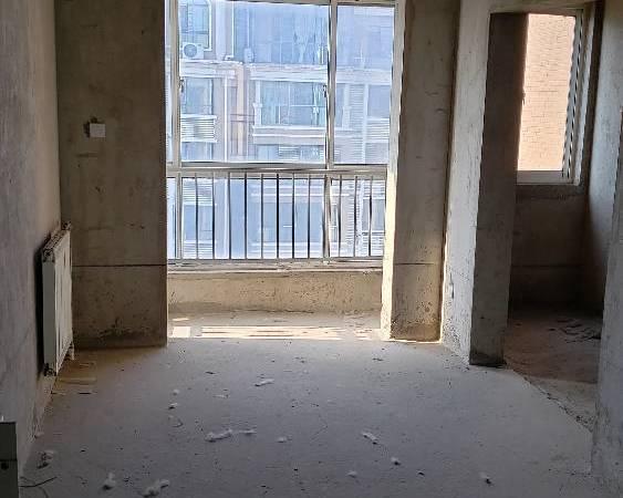 盛世龙城A区19楼毛坯 沿河通透 满五唯一