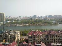 东城水城国际五楼带地下室四室两厅精装175平210万,春晖小学,户型好住