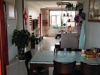万达丽日花园3楼127平3室精装带地下室家具107万