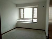 东城丽景国际3楼138平带大车库3室毛坯房证满五年急售