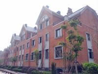 白金翰宫1期联排院子360平 房子312平