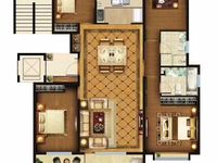 出售富力铂悦府4室2厅2卫175平米150万住宅