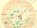 康力家园四期交通图