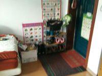 美滨花园82平两室两厅中装沙发床油烟机炉具热水器空调南北通透交通方便公交站牌