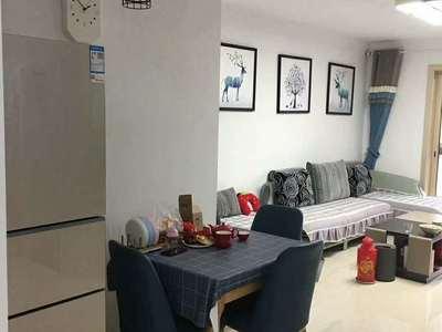 天鹅花园 5楼84平米3室1厅1卫家具家电齐全拎包入住