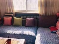 东城府前小区三村2楼85平3室中装带家具家电1万7现房出租
