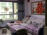 明家花园2楼带车位,121平方3室2厅1卫,婚房精装现房急售。