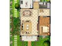 壹号院5室2厅3卫236平米315万住宅带70平院子