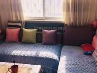 东城府前小区三村1楼90平3室带家具中装1万5现房出租